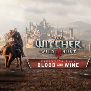 The Witcher 3 Blood and Wine zast