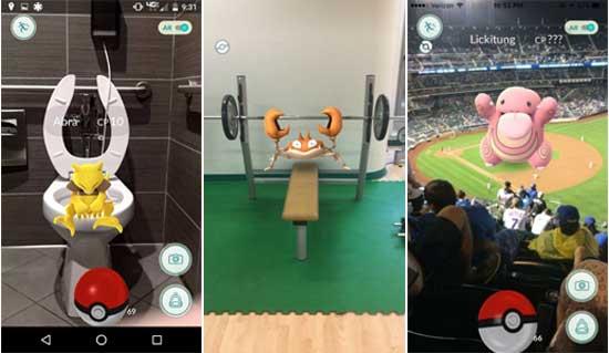 Pokemon GO (Покемон ГО) - как включить камеру, не работает камера, как сфотографировать покемона на андроид и айфон, трейлер - обзоры смартфонов, игры на андроид и на ПК