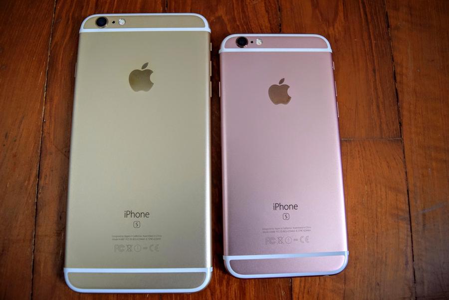 skillnad iphone 6 och 6s