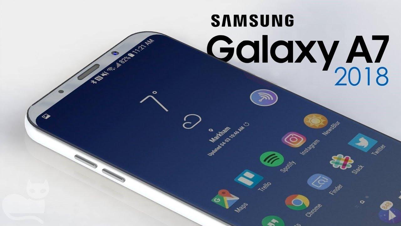 Samsung а7 2018 года новая модель фото цена