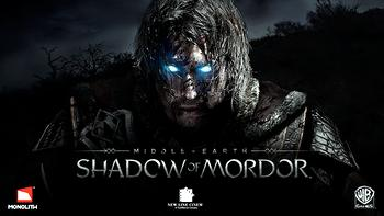Middle Earth Shadow of Mordor banner