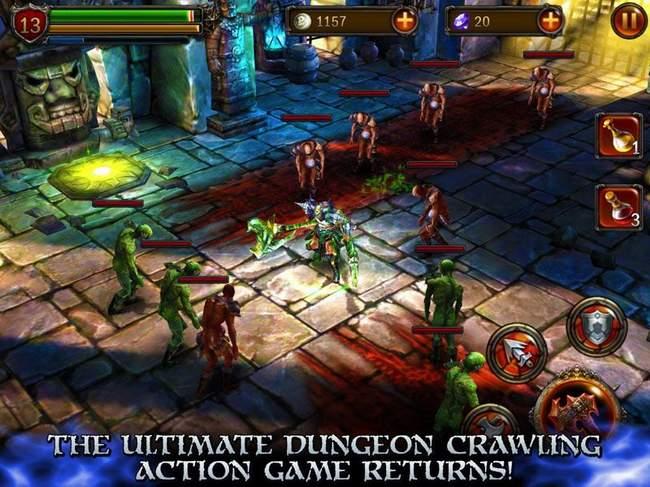 Скачать игру eternity warriors 2 на компьютер