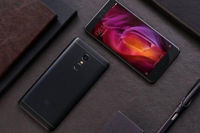 Xiaomi novyi Redmi Note 4X