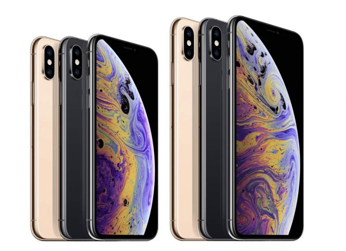 Apple iPhone Xs Apple iPhone Xs Max 03