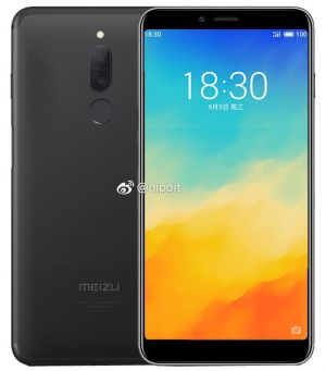 meizu m8 note render