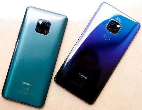 huawei mate 20 and mate 20 pro m