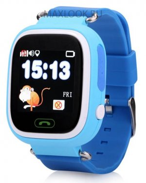 GPS часы-трекер Smart Kid Watch C7 Pink