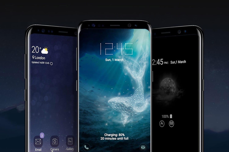 Samsung Note S9 Modelos