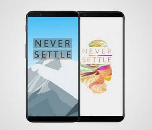 oneplus 5t leaked images