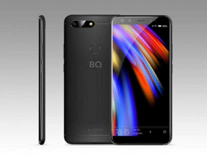 5ebd8a125eb5 BQ-6000L Aurora – безрамочный смартфон от BQ Mobile с четырьмя ...