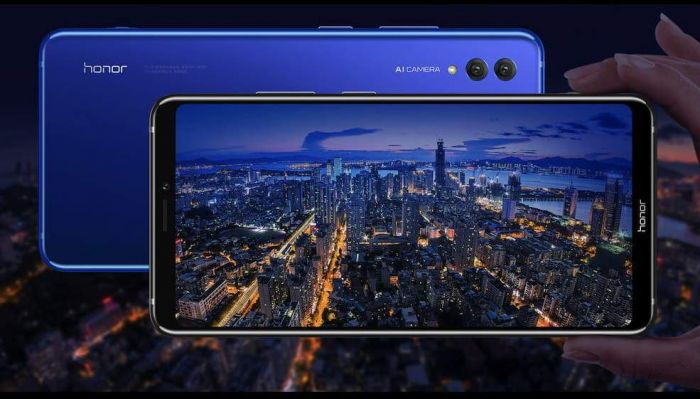 honor note 10 blue front rear 1000x667