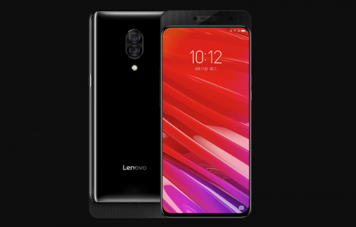 Lenovo Z5 Pro Launch copy