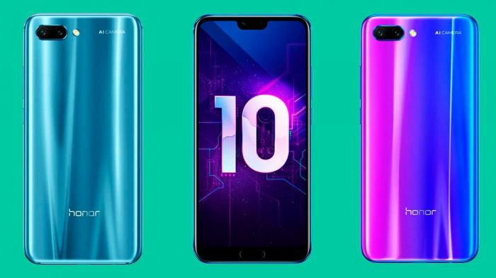 Huawei Honor 10 featured 2